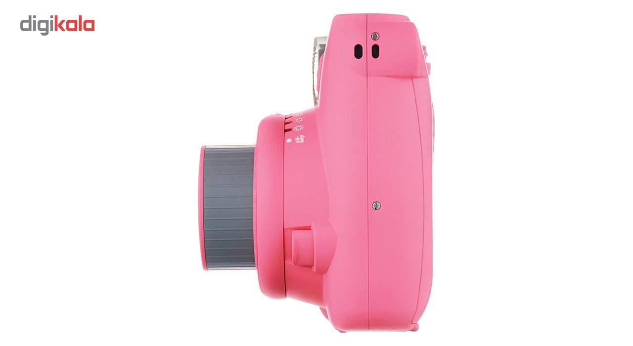 دوربین عکاسی چاپ سریع فوجی فیلم مدل Instax Mini 9 main 1 4