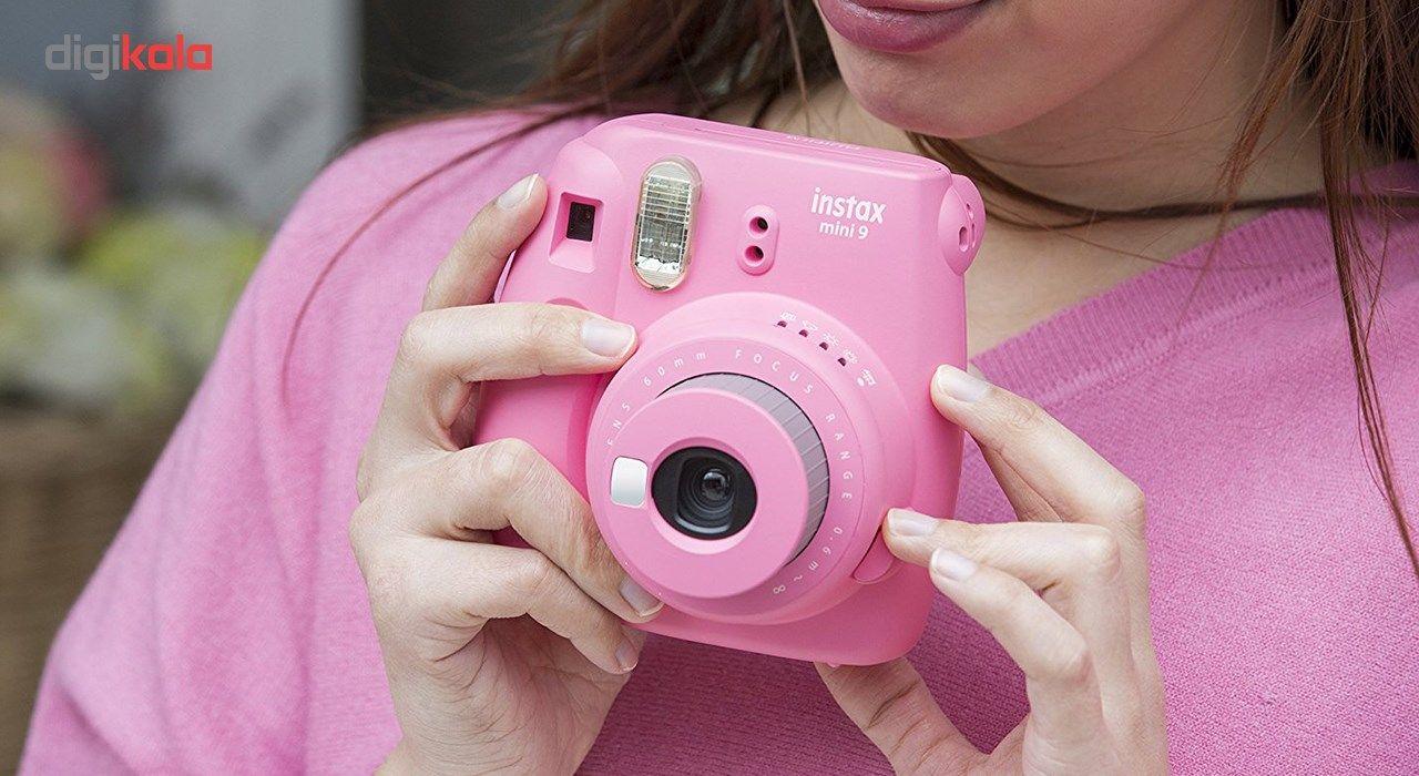 دوربین عکاسی چاپ سریع فوجی فیلم مدل Instax Mini 9 main 1 5