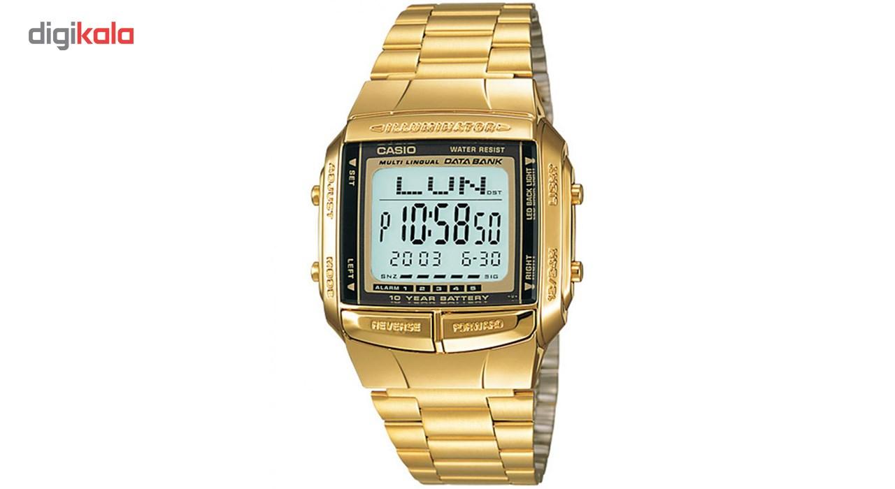 خرید ساعت مچی دیجیتال مردانه کاسیو مدل DB-360G-9ADF | ساعت مچی