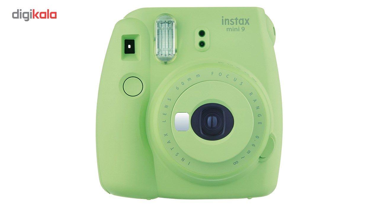 دوربین عکاسی چاپ سریع فوجی فیلم مدل Instax Mini 9 main 1 13