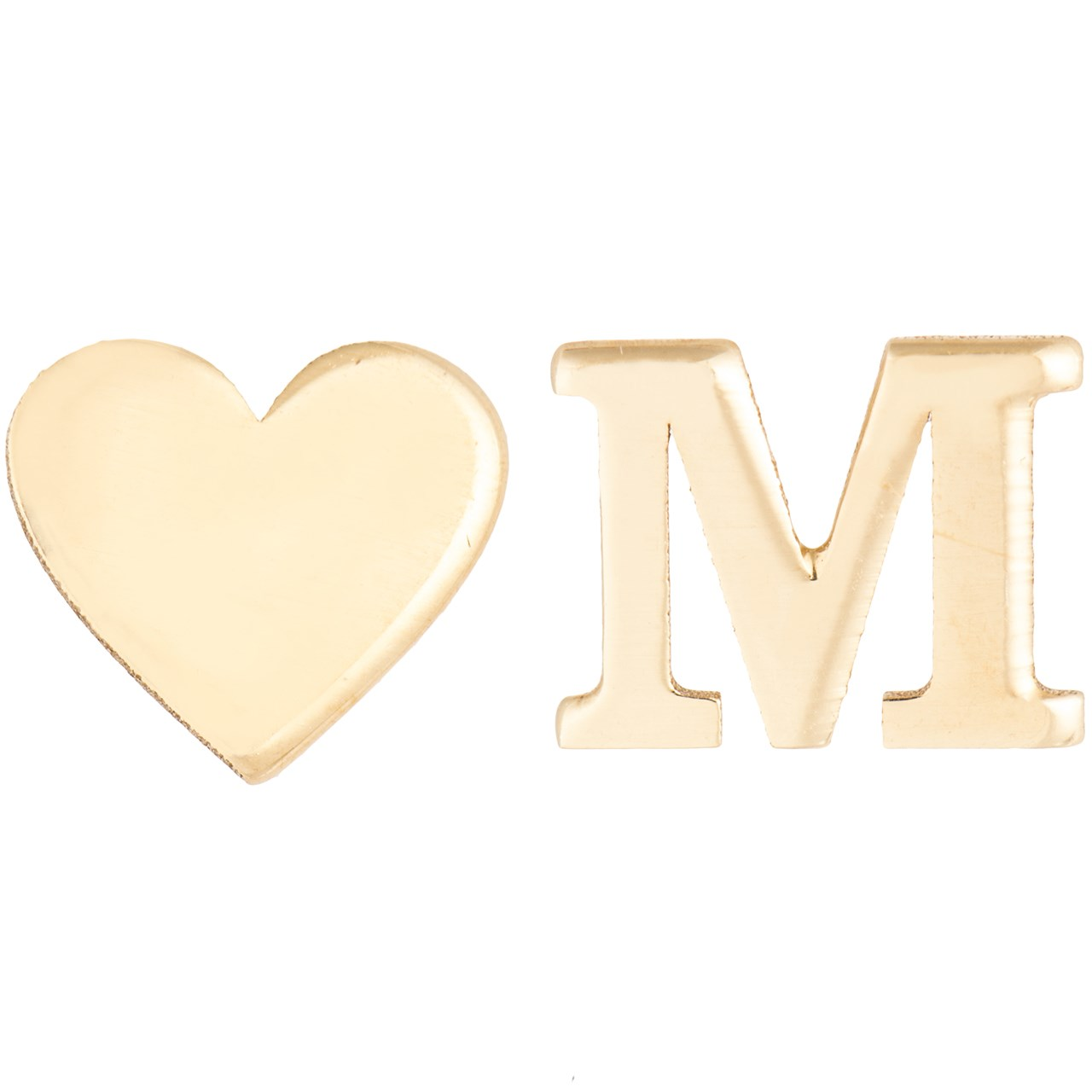 قیمت گوشواره طلا 18 عیار رزا مدل EG25