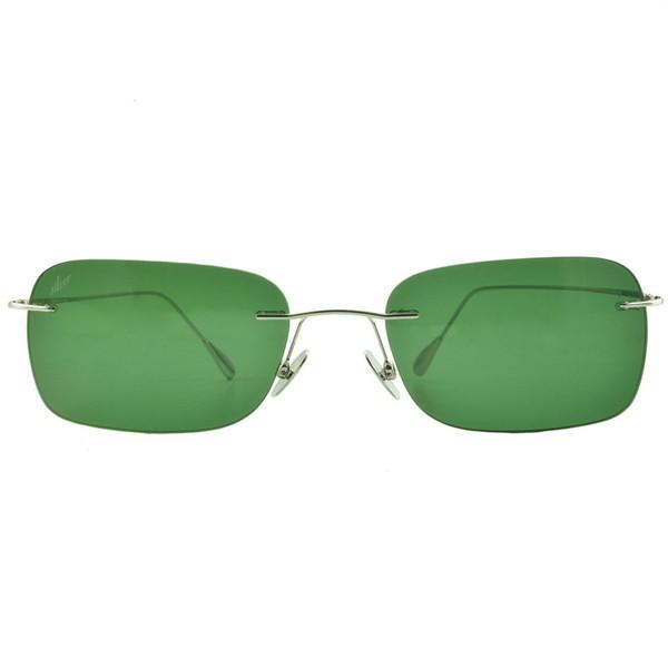 عینک آفتابی Nik03 سری Silver مدل Nk3300 Spl