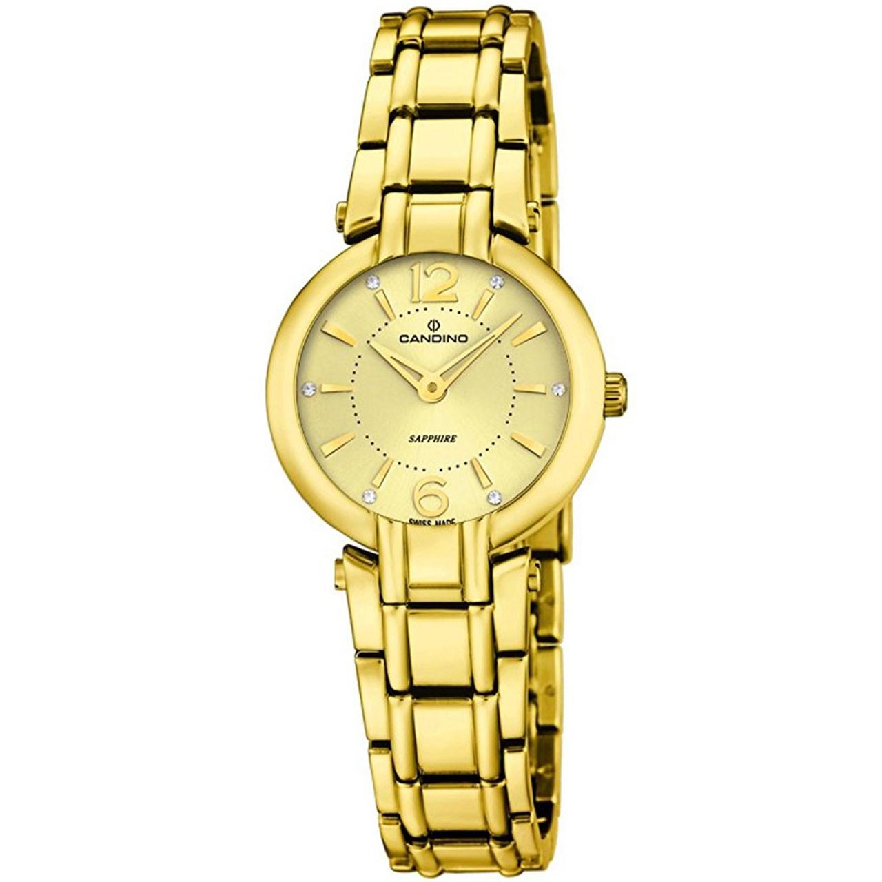 ساعت مچی عقربه ای زنانه کاندینو مدل 228342