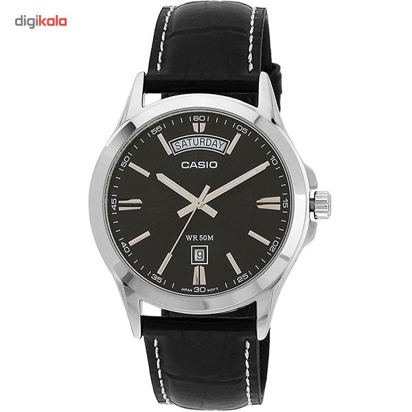خرید ساعت مچی عقربه ای مردانه کاسیو مدل MTP-1381L-1AVDF