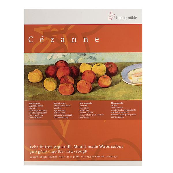 بوم آبرنگ دفترچهای هانه موله مدل Cezanne سایز 40 × 30 سانتیمتر 10 برگ
