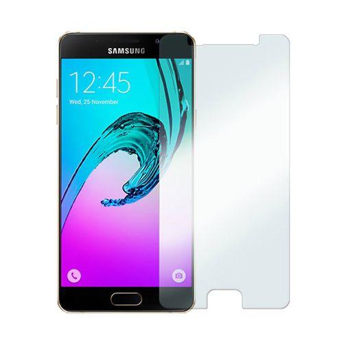 محافظ صفحه نمایش شیشه ای مدل Tempered مناسب برای گوشی موبایل سامسونگ Galaxy A3 2016