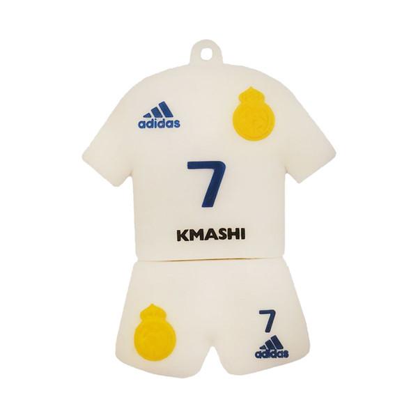فلش مموری کیماشی مدل Real Madrid ظرفیت 8 گیگابایت