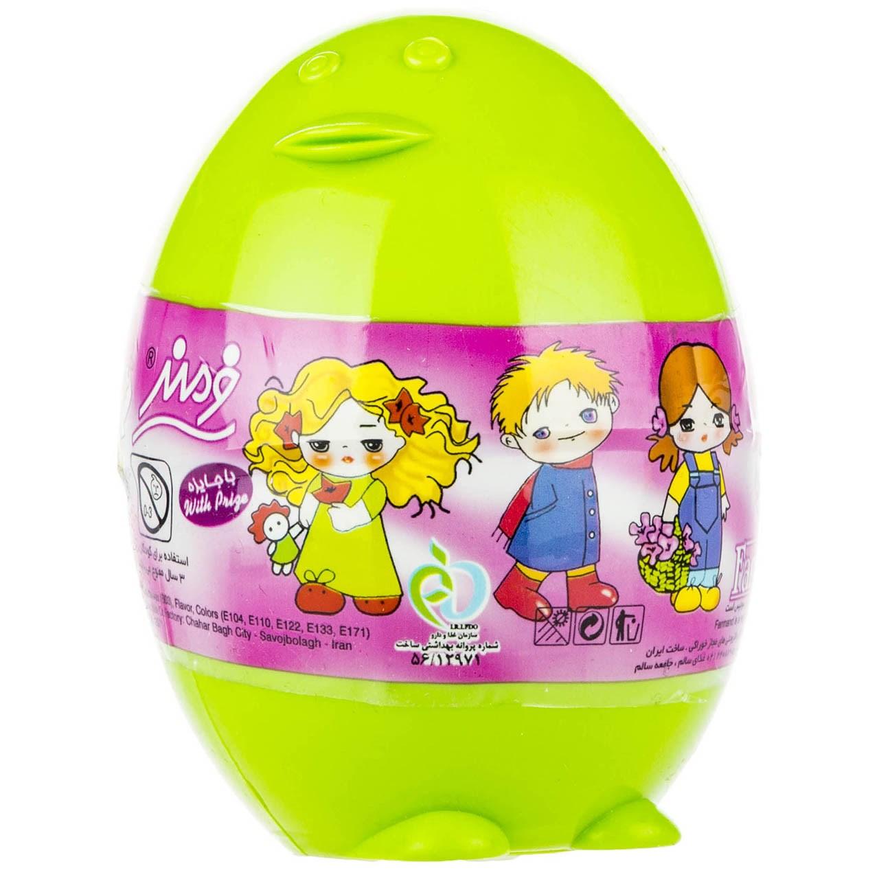 تخم مرغ شانسی فرمند مدل 126051