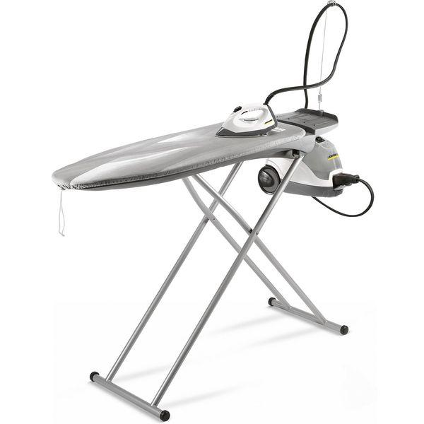 بخار شوی کرشر مدل SI 4 به همراه اتو و میز اتو