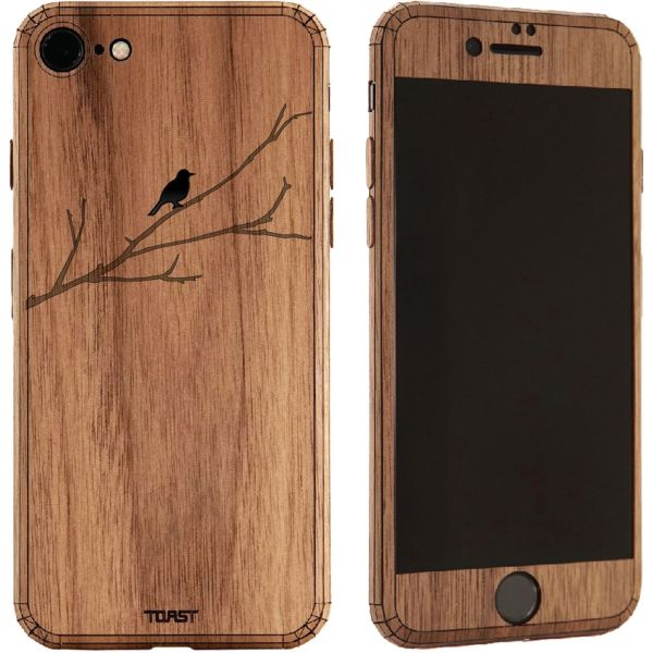 کاور تست مدل Bird on a Branch مناسب برای گوشی آیفون 8