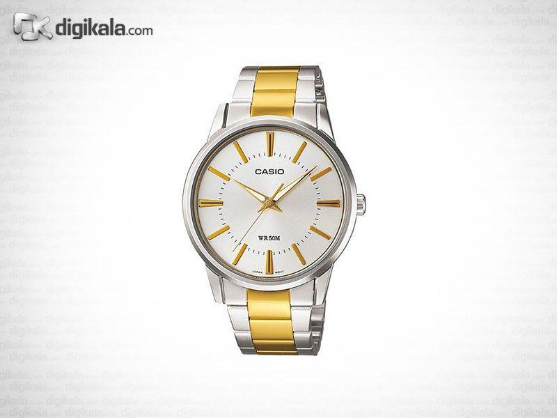 خرید ساعت مچی عقربه ای مردانه کاسیو ۱۳۰۳SG-7AVDF