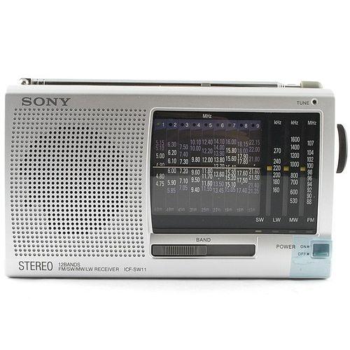 رادیوی سونی مدل ICF-SW11