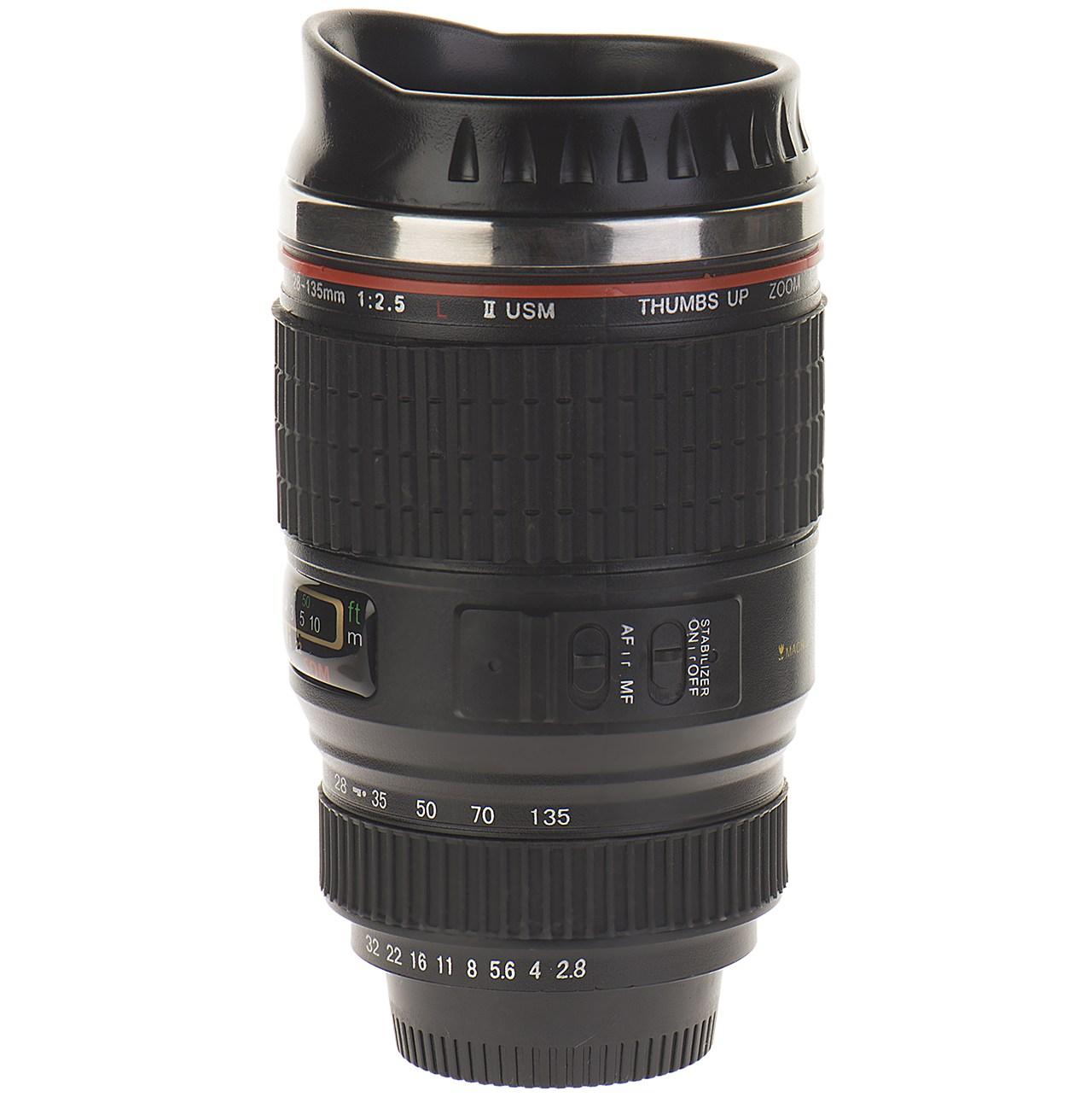 ماگ طرح لنز دوربین Caniam 28-135