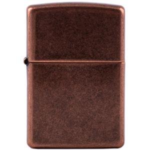 فندک زیپو مدل Anto Copper کد 301FB