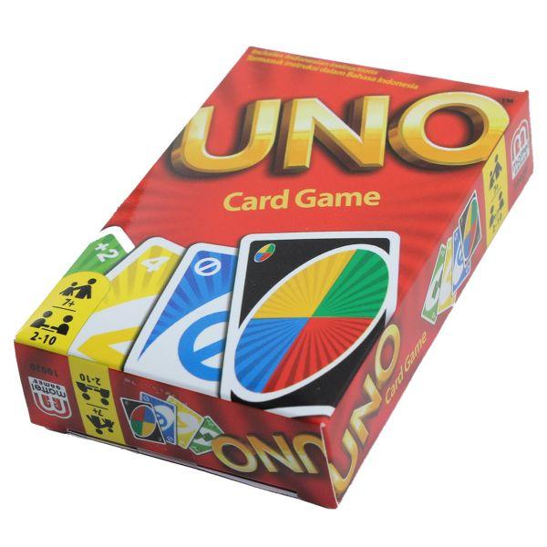 بازی  فکری UNO عود مدل 54 کارتی