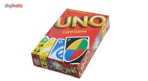 بازیفکری UNO عود مدل 54 کارتی