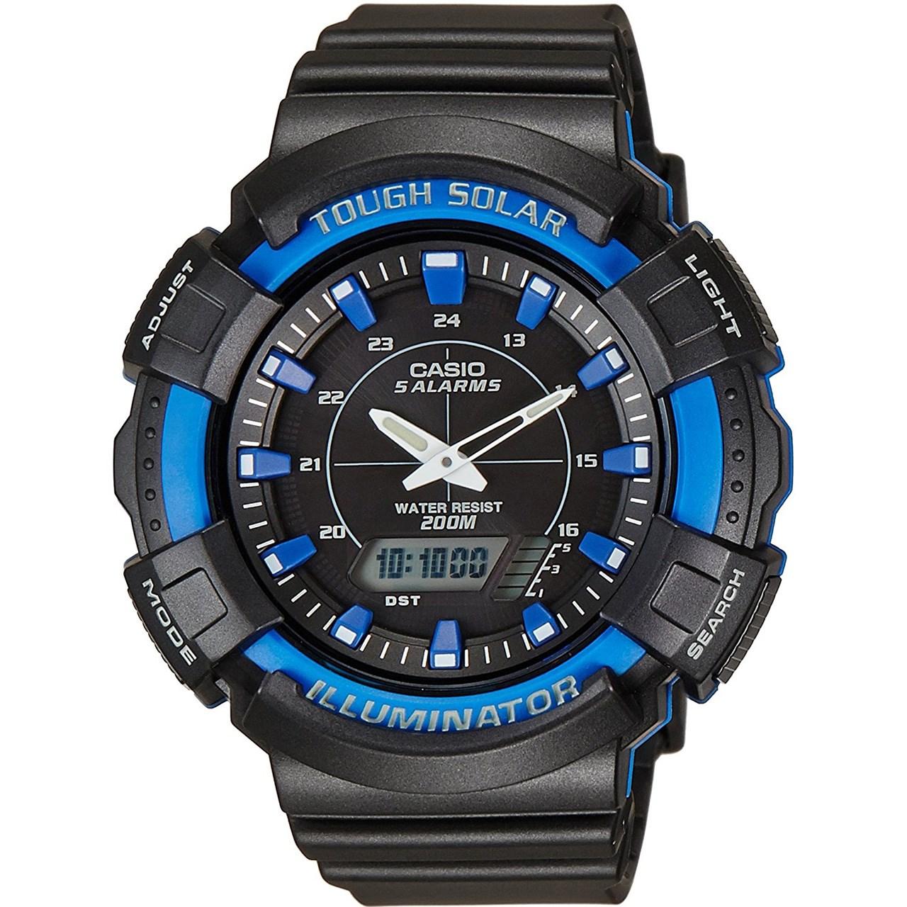 ساعت مچی عقربه ای مردانه کاسیو مدل AD-S800WH-2A2VDF 55