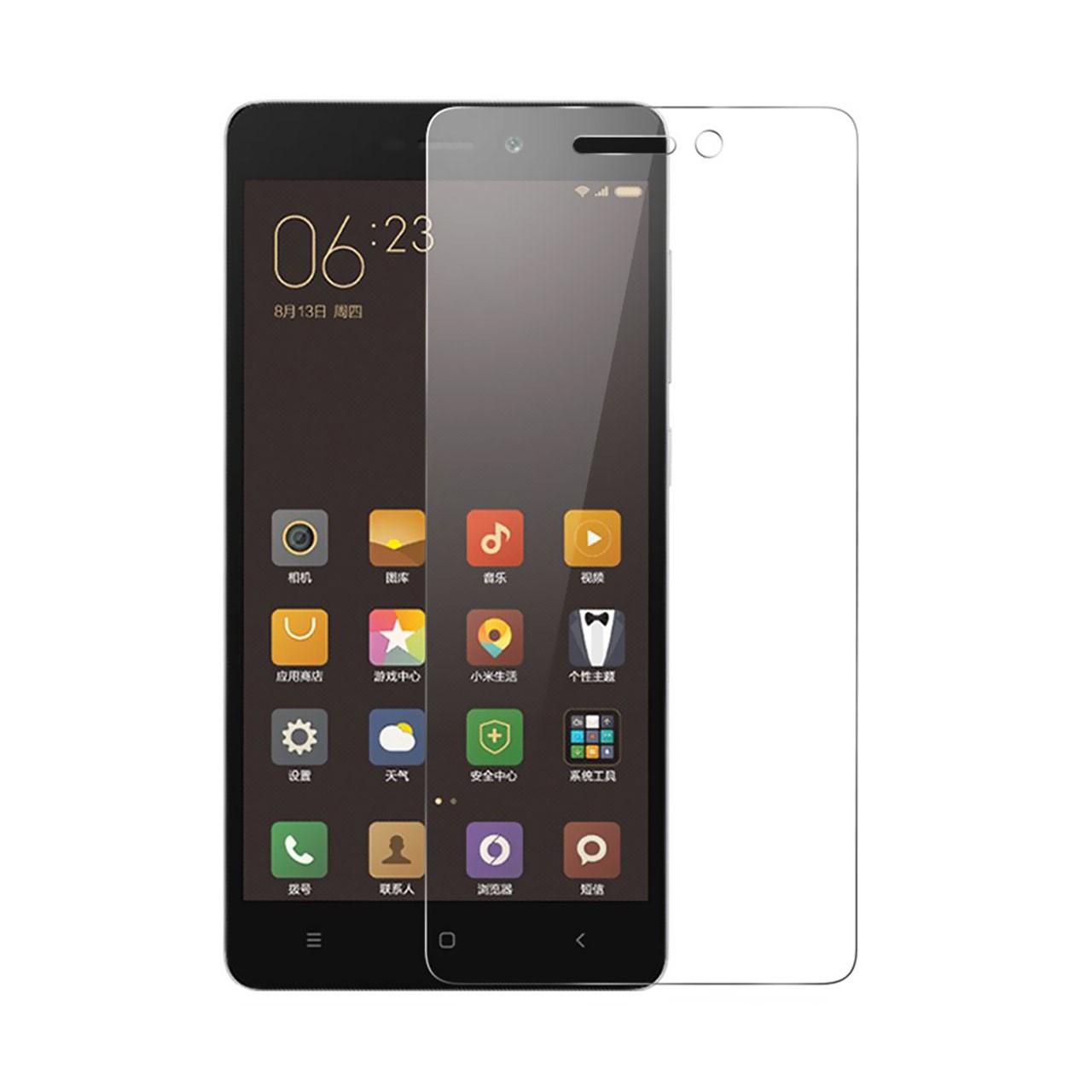 محافظ صفحه نمایش شیشه ای تمپرد مناسب برای گوشی موبایل شیاومی Redmi 3 Pro