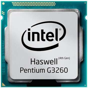 پردازنده مرکزی اینتل سری Haswell مدل Pentium G3260