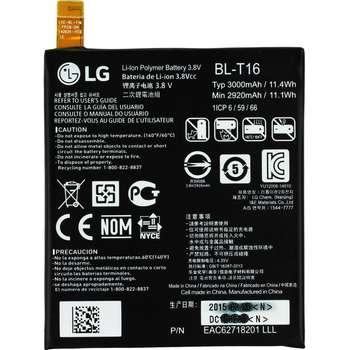 باتری موبایلمدل BL-T16 با ظرفیت 3000mAh مناسب برای گوشی موبایل ال جی G Flex 2