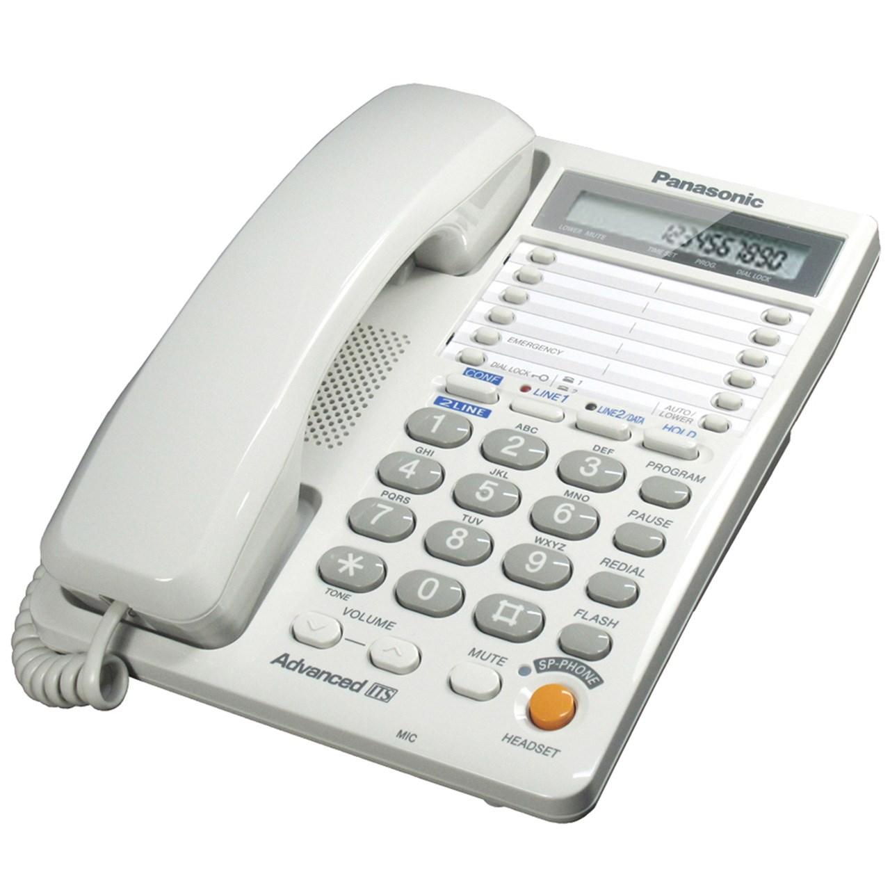 تلفن با سیم پاناسونیک KX-T2378MXW