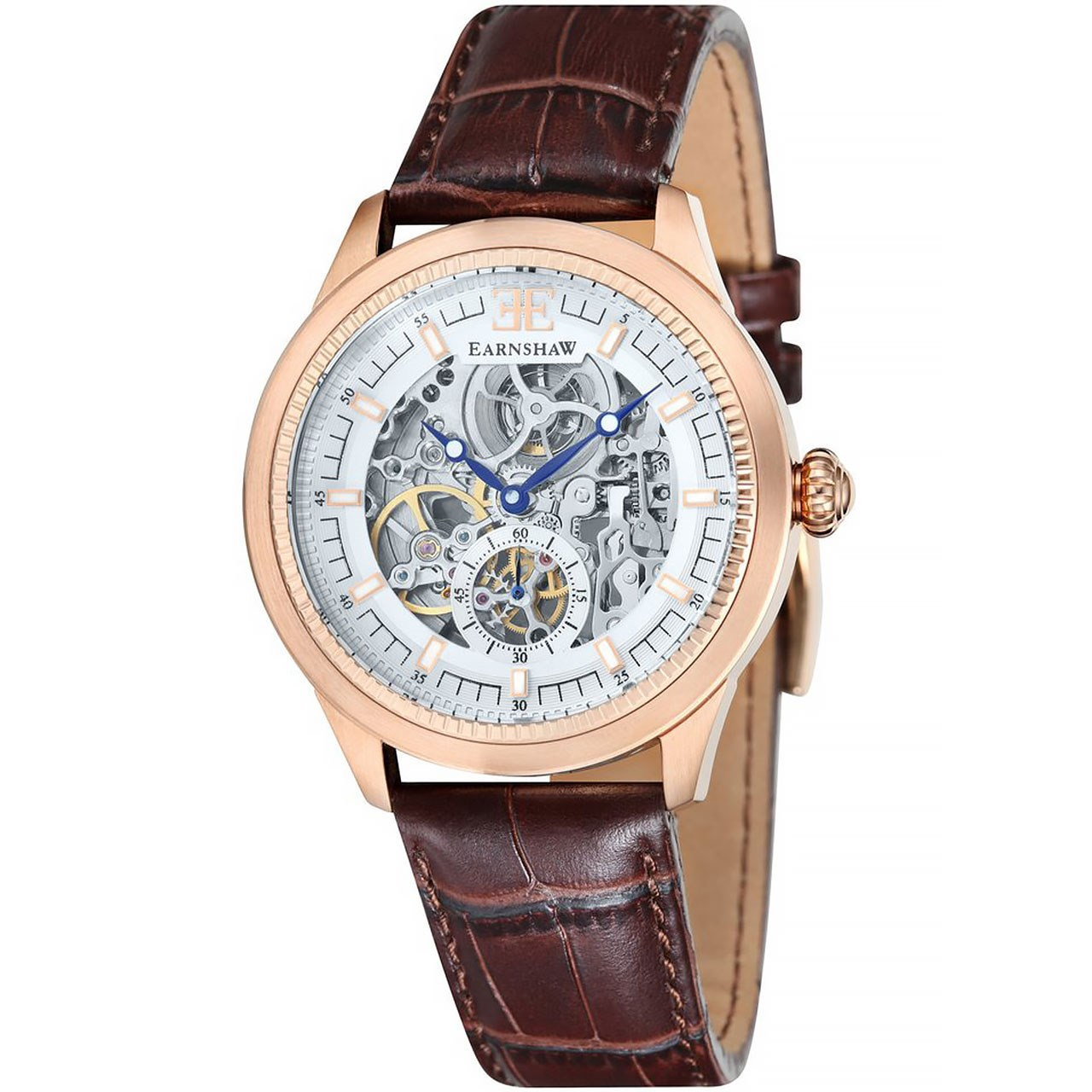 ساعت مچی عقربه ای مردانه ارنشا مدل ES-8039-04 6