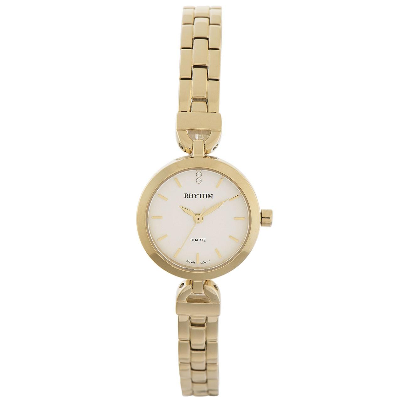 ساعت مچی عقربهای زنانه ریتم مدل OL1512S-05