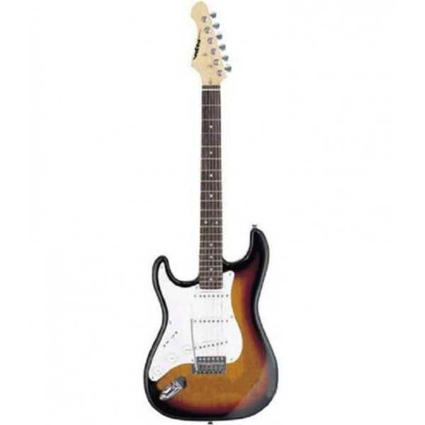 گیتار الکتریک چپ دست آریا مدل STG-004 L-3TS