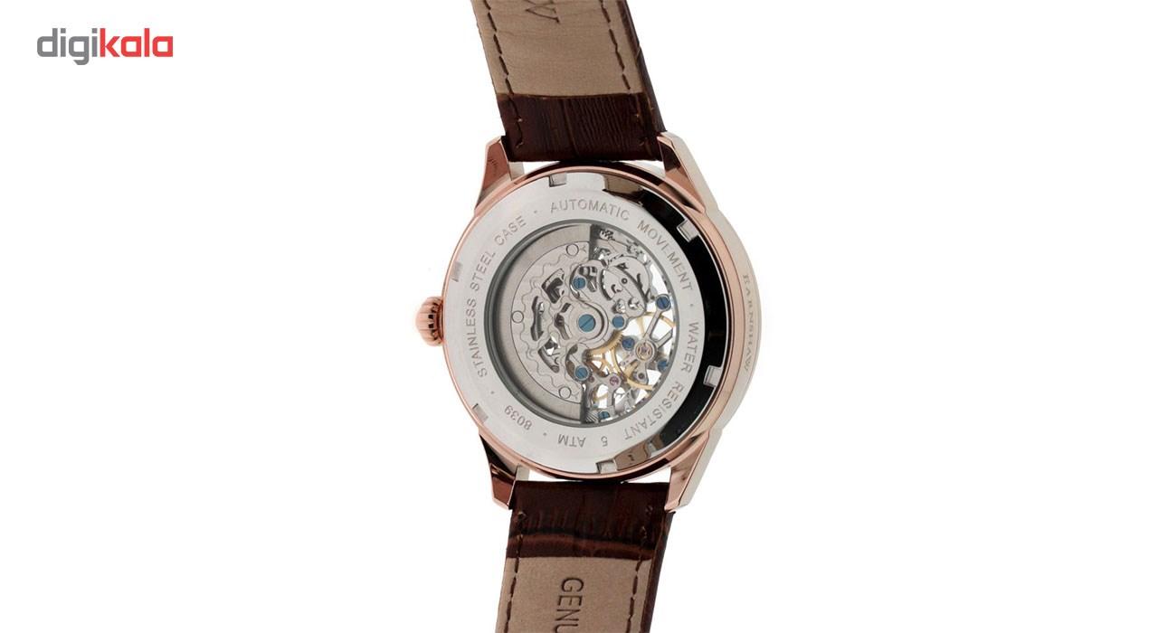 ساعت مچی عقربه ای مردانه ارنشا مدل ES-8039-04
