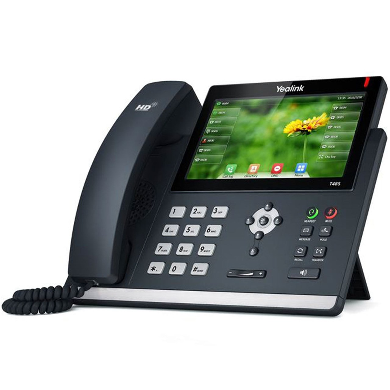 قیمت                      تلفن تحت شبکه یالینک مدل SIP T48S