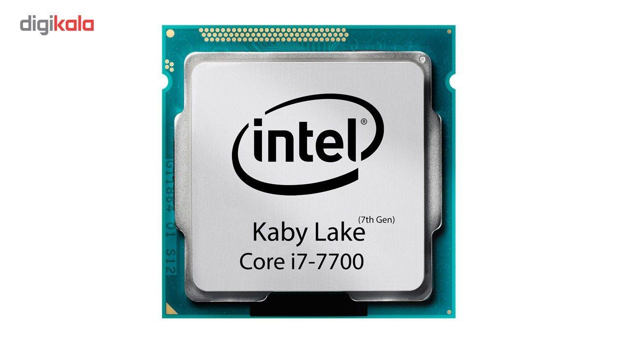 پردازنده مرکزی اینتل سری Kaby Lake مدل Core i7-7700 main 1 1