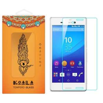 محافظ صفحه نمایش شیشه ای کوالا مدل Tempered مناسب برای گوشی موبایل سونی Xperia M4