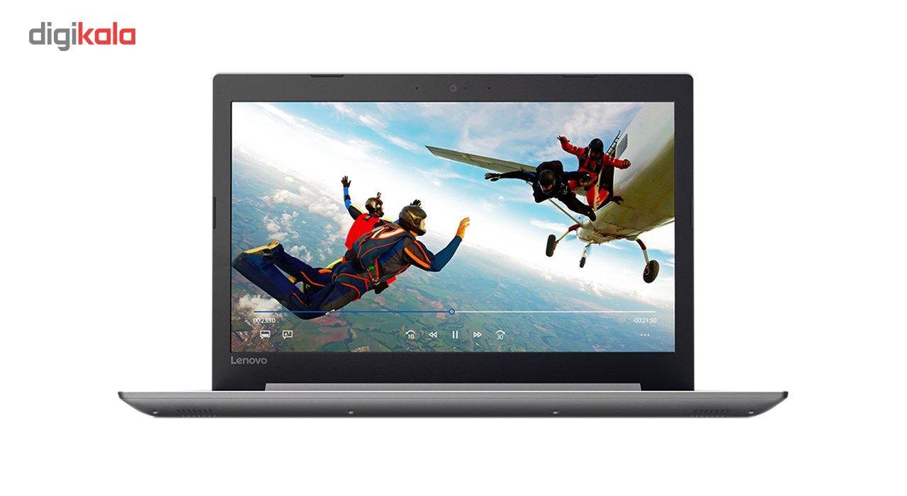 لپ تاپ 15 اینچی لنوو مدل Ideapad 320- AD  Lenovo Ideapad 320- AD – 15 inch Laptop