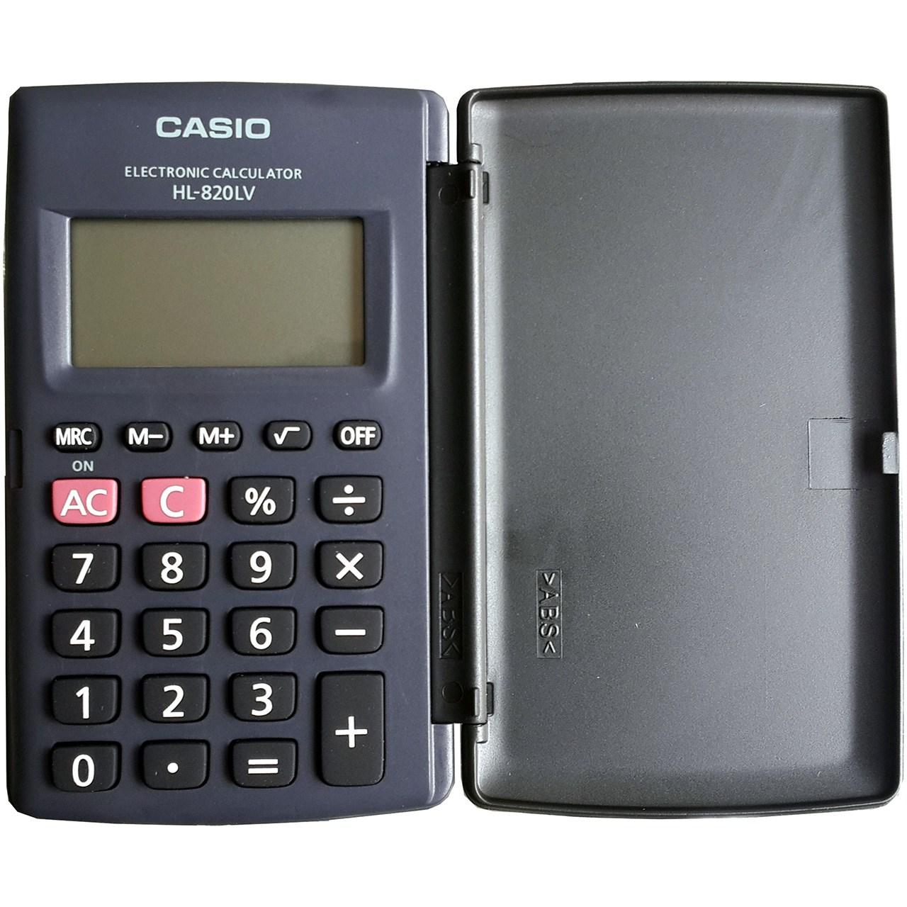 ماشین حساب کاسیو مدل HL-820-LVWE