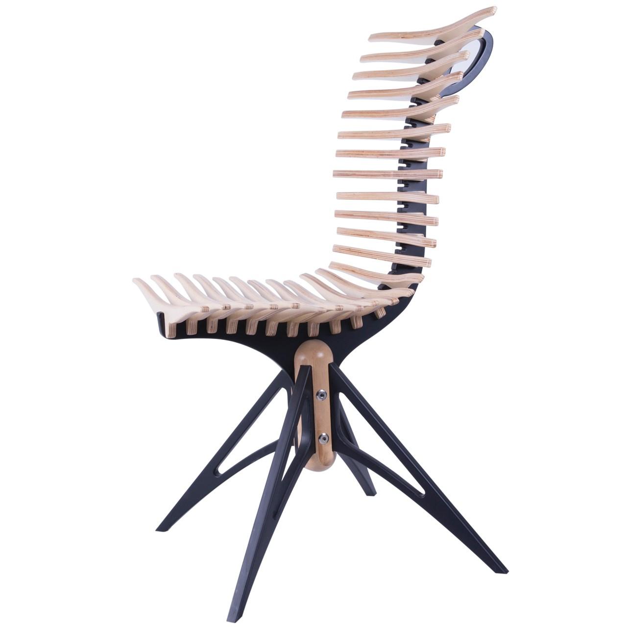 صندلی بلسی مدل Skeleton