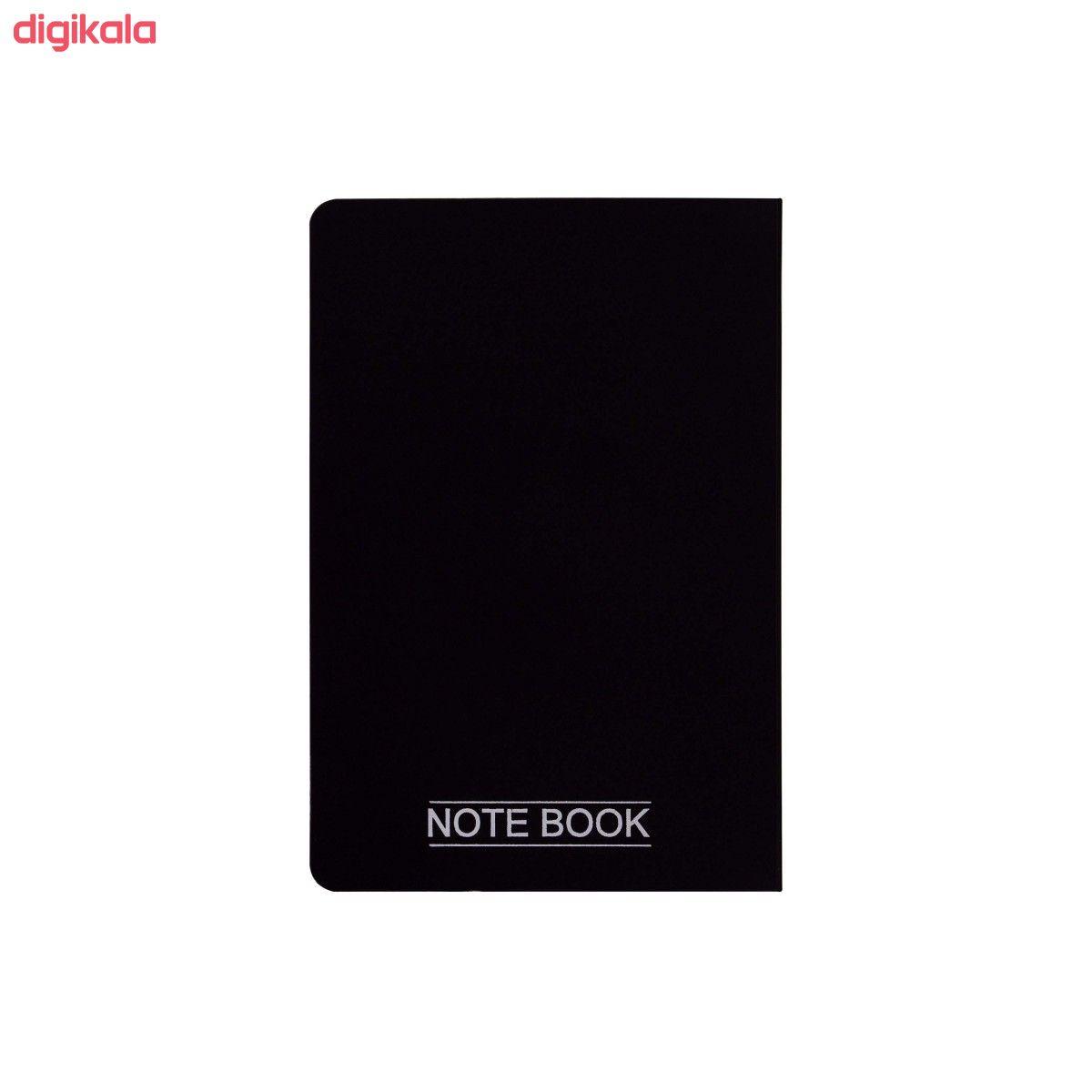 دفتر یادداشت 120 برگ پاپکو مدل  NB-638 کد HT01 main 1 8