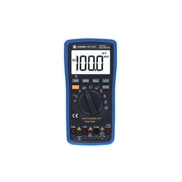 مولتی متر دیجیتال سانشاین مدل DT-17 N