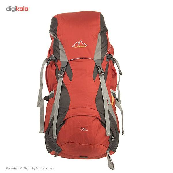 کوله پشتی کوهنوردی 55 لیتری آل نیکو مدل 9635 main 1 1