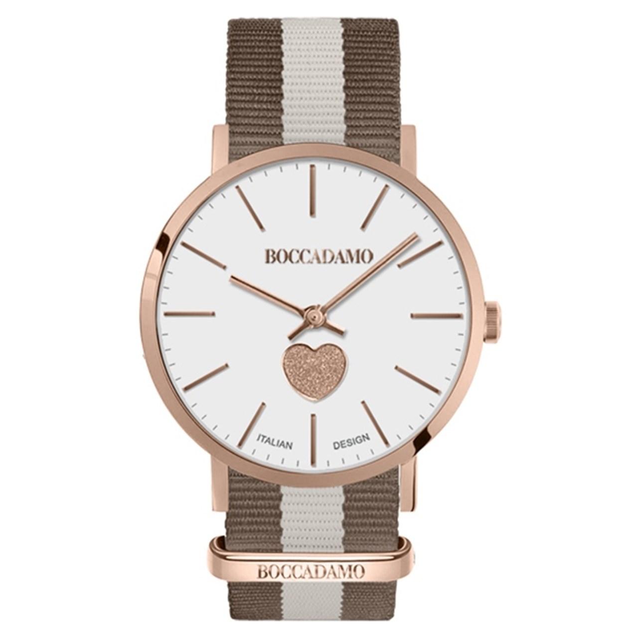 ساعت مچی عقربه ای مردانه بوکادامو مدل RGMY006