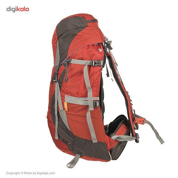 کوله پشتی کوهنوردی 55 لیتری آل نیکو مدل 9635 main 1 3