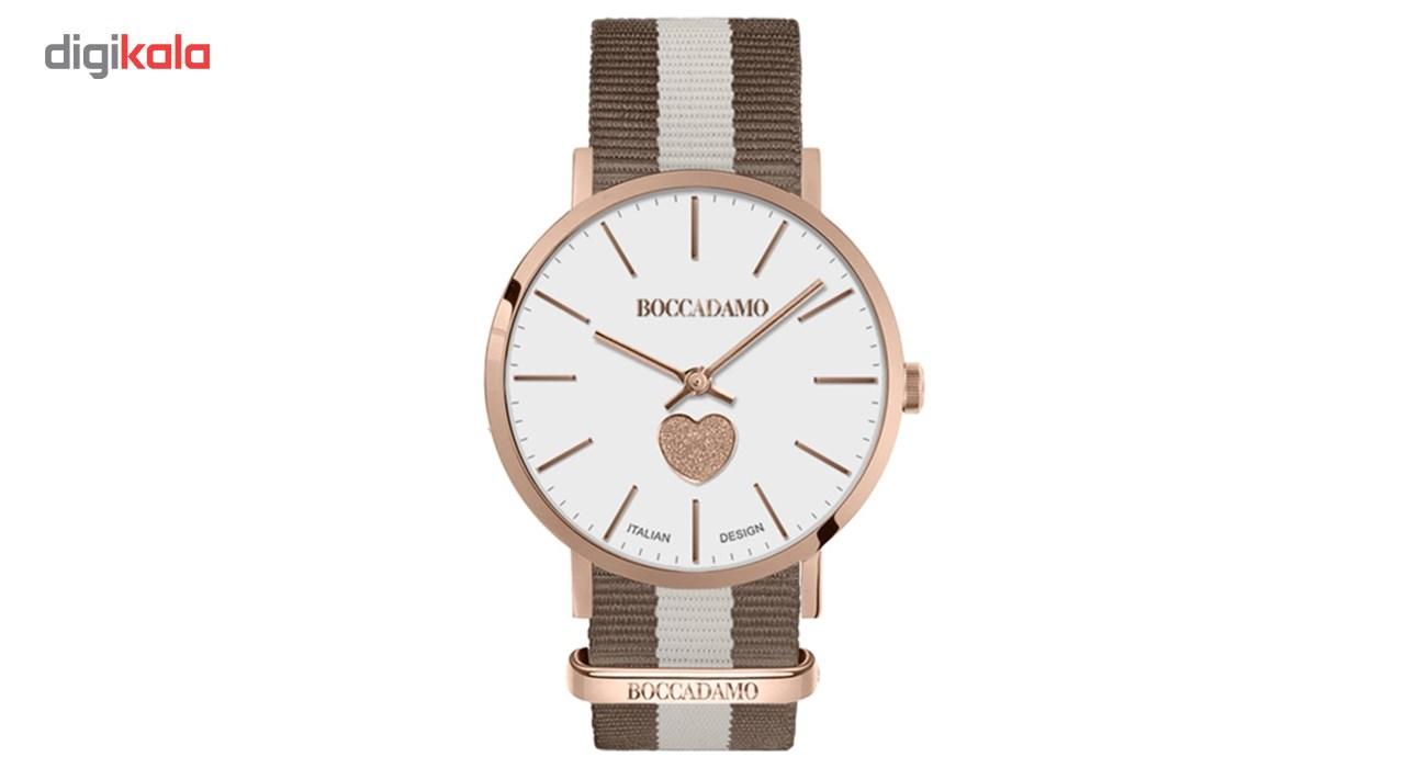 خرید ساعت مچی عقربه ای مردانه بوکادامو مدل RGMY006