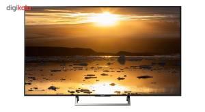تلویزیون ال ای دی هوشمند سونی مدل 55X8000E سایز 55 اینچ