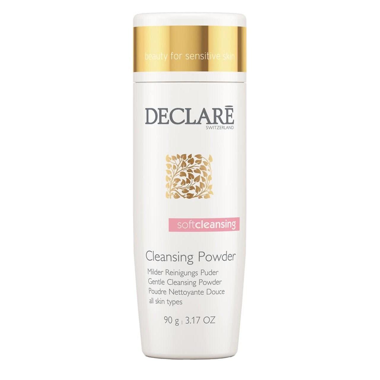 پاک کننده آرایش دکلرِ مدل Cleansing Powder حجم 90 میلی لیتر
