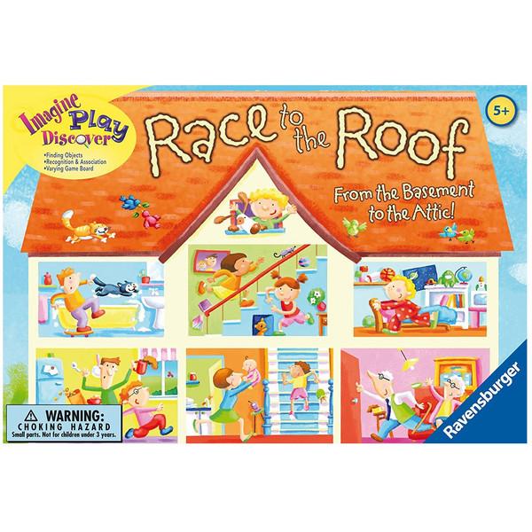 بازی فکری راونزبرگر مدل Race To The Roof