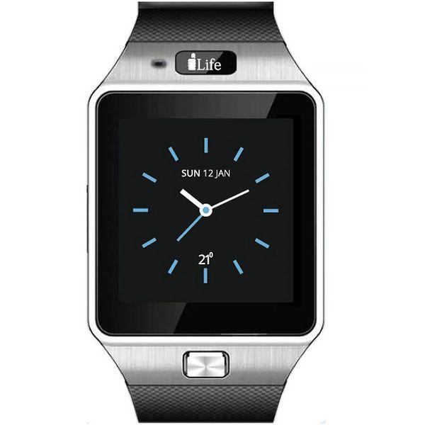 ساعت هوشمند آی لایف مدل Zed Watch C Black