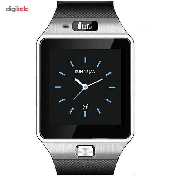 ساعت هوشمند آی لایف مدل Zed Watch C Black main 1 1