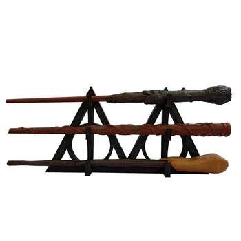اسباب بازی زینتی طرح چوب دستی شخصیت های هری پاتر مدل A