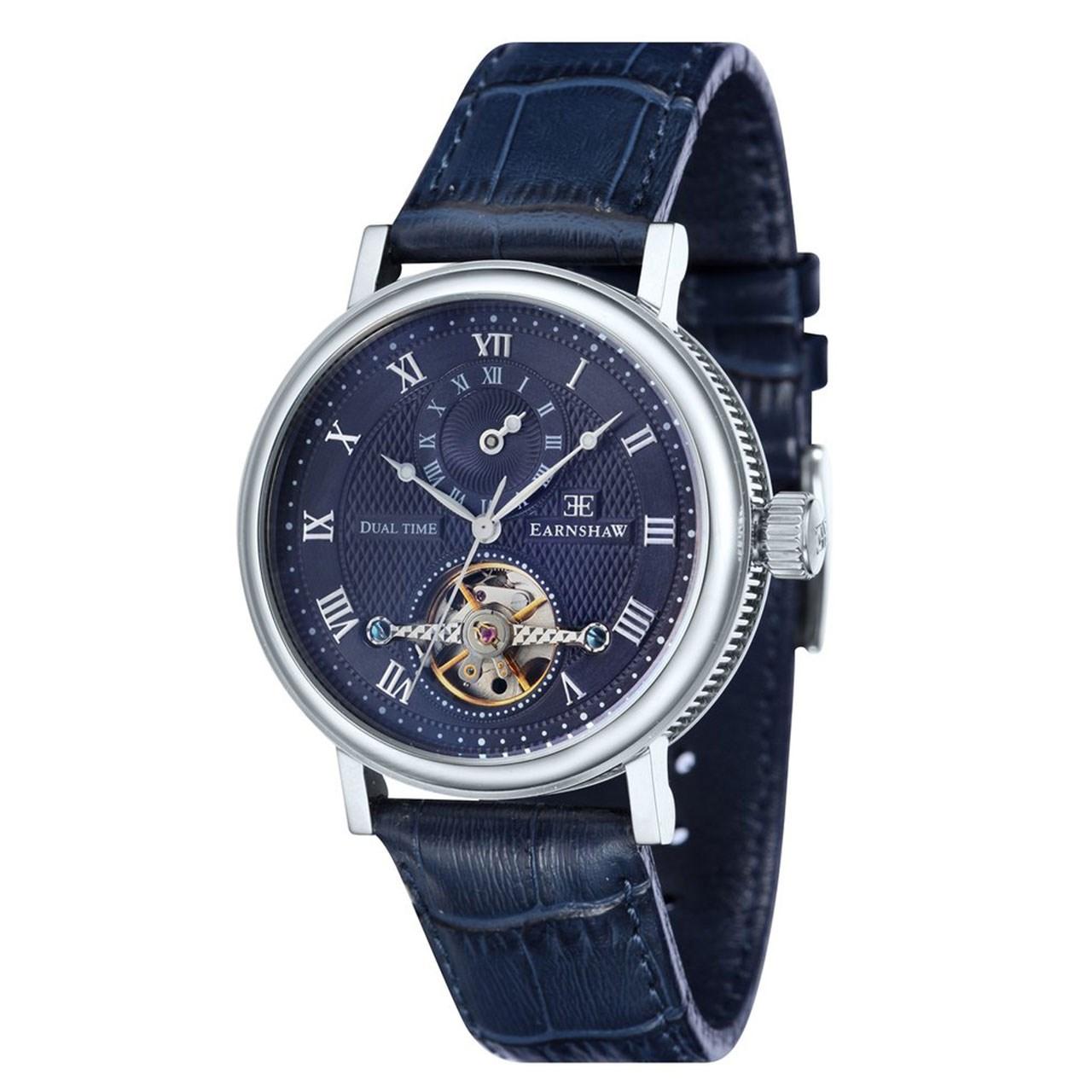 ساعت مچی عقربه ای مردانه ارنشا مدل ES-8047-06 11