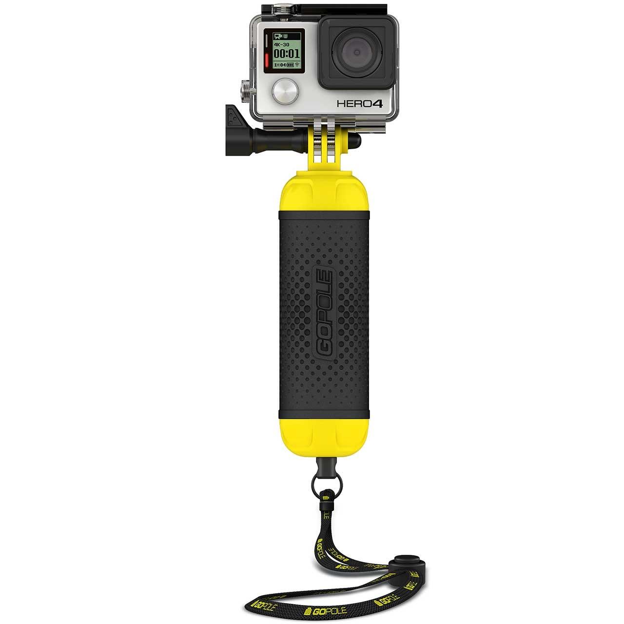 بررسی و {خرید با تخفیف}                                     دسته شناور گوپول مخصوص دوربین های گوپرو مدلBobber                             اصل