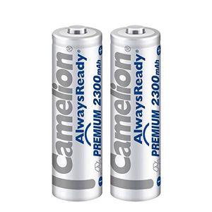 باتری قلمی قابل شارژ کملیون مدل Always Ready بسته 2 عددی